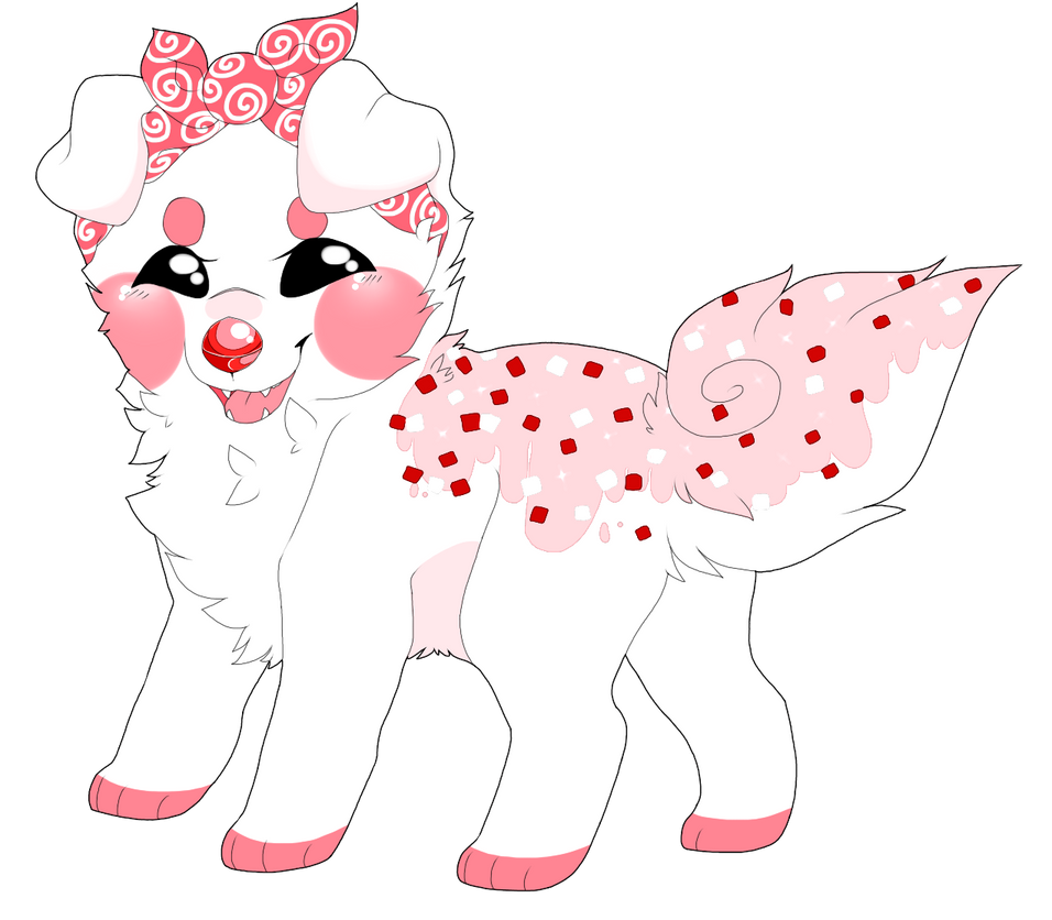 I'M SO CUTE AND FLUFFY by Lacrirosa