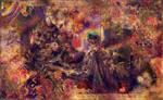 Rulers of the Seasons (Fall) by arcadia-art