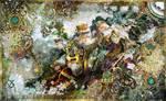 Rulers of the Seasons (Winter) by arcadia-art
