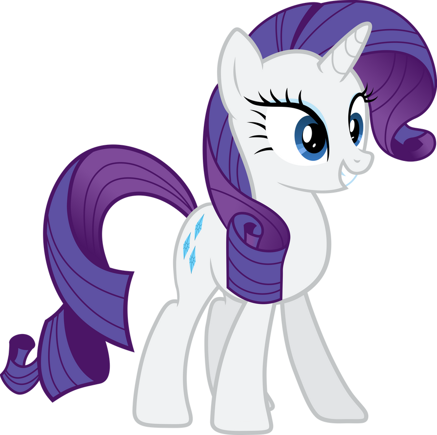 Rarity - Wonderful News by IphStich