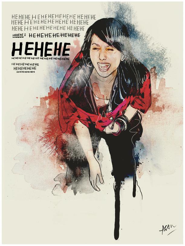 hehehehehehe by TOYIB