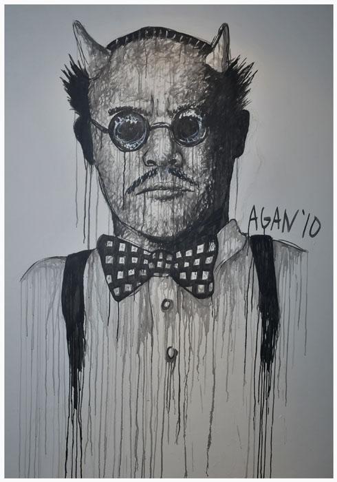 Hello Mr. Araki by TOYIB