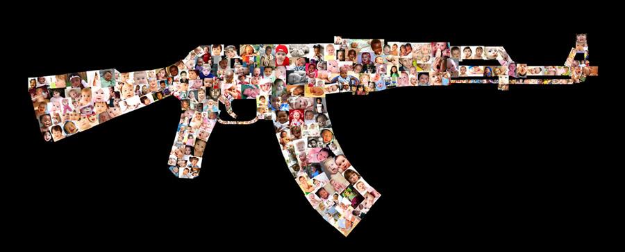 AK-47 by TOYIB