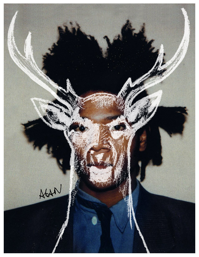 basquiat by TOYIB