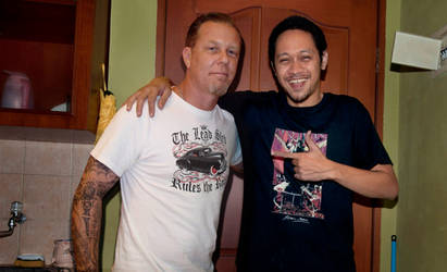 James Hetfield And Me
