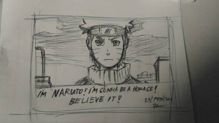 who likes naruto? i do  by azureblaze23