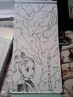 The Borrowers Sketch by Tsubasa-No-Kami