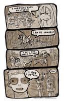 Indiana Jones Voldemort and Me by Tsubasa-No-Kami