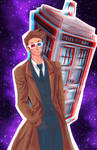 Doctor Who 3D