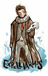 Doctor Who Expelliarmus 10th Doctor