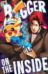 Doctor Who vs Pokemon Bigger on the Inside