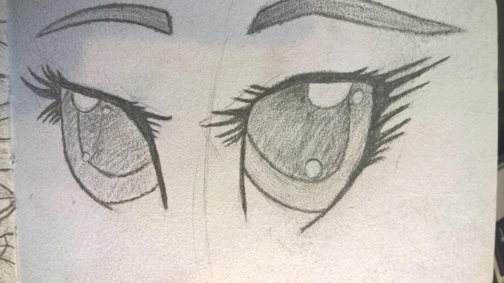 Eye Practice by DeathAlchemist94