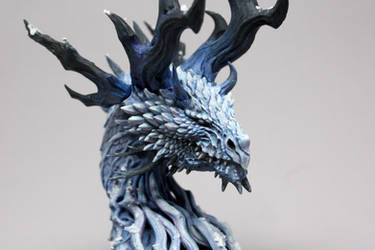 Winter Forest Dragon