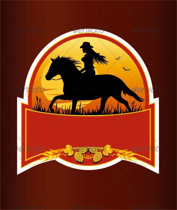 Beer Label Design by petyaivanova