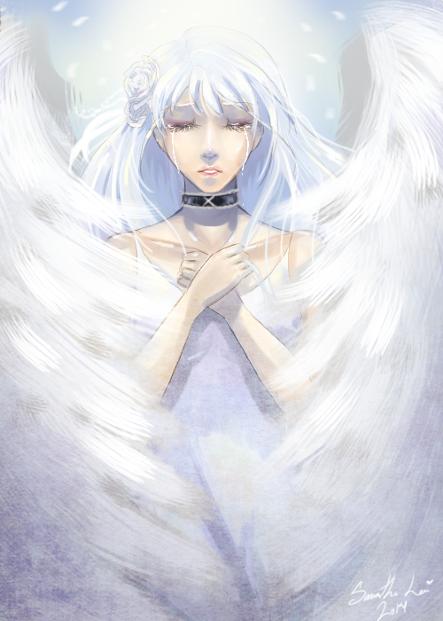 Angel by SamWonderLand