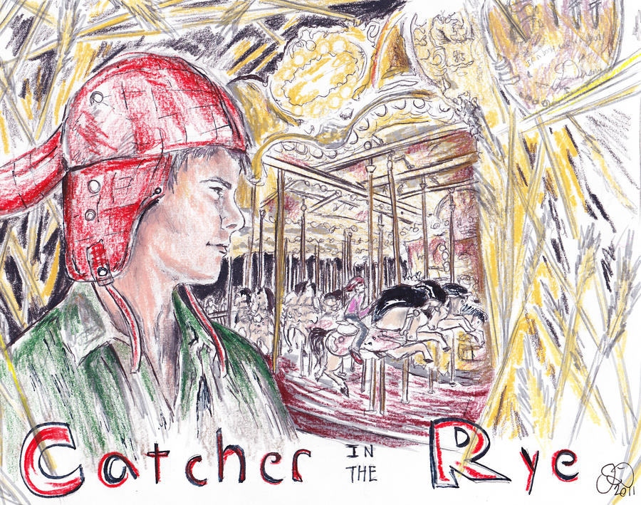 a look at the protagonist holden caulfield in the catcher in the rye 1 holden caulfield, the central character of 'the catcher in the rye', is a character that ireact to with mixed feelings holden has a tendency to lie which.