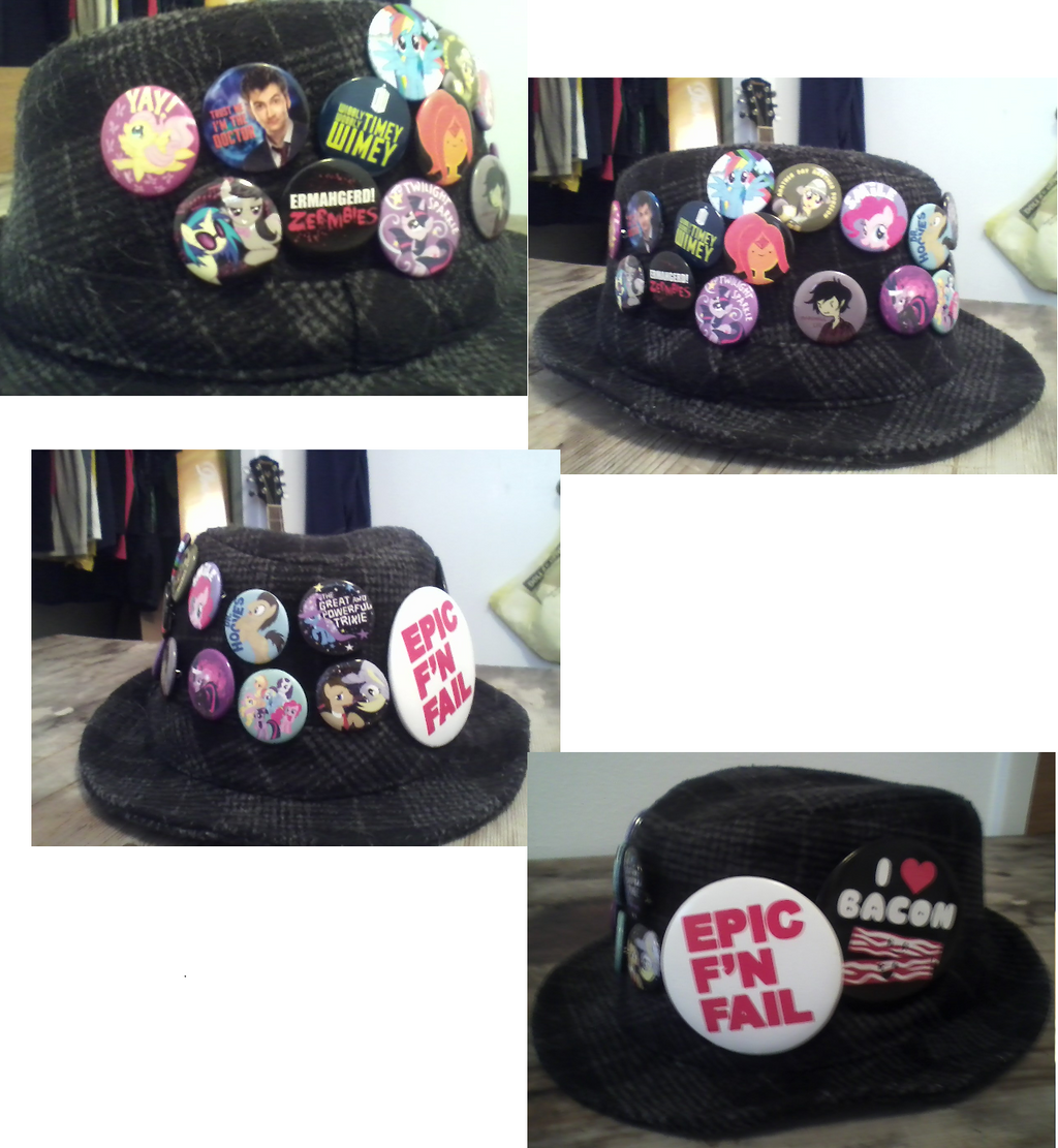 Epic Fedora of Epic Awesomeness by costails4ever