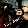 Dante and Nero - Fire Away by BelieveInMagic