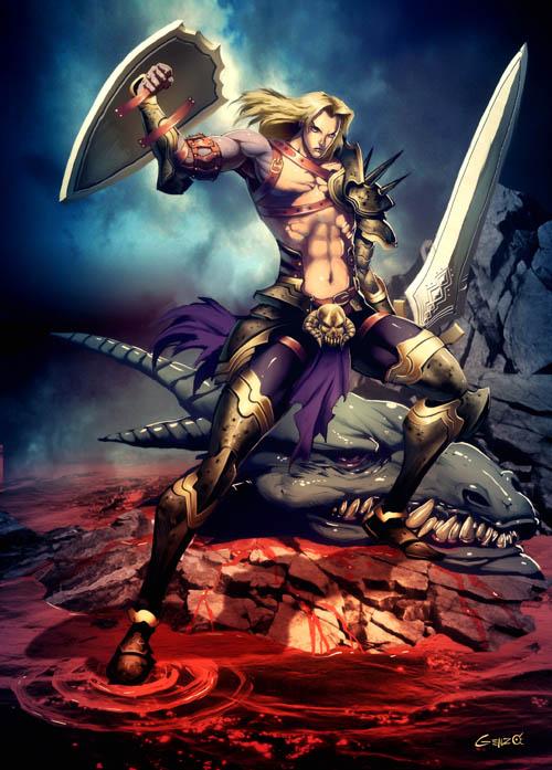 Siegfried by GENZOMAN