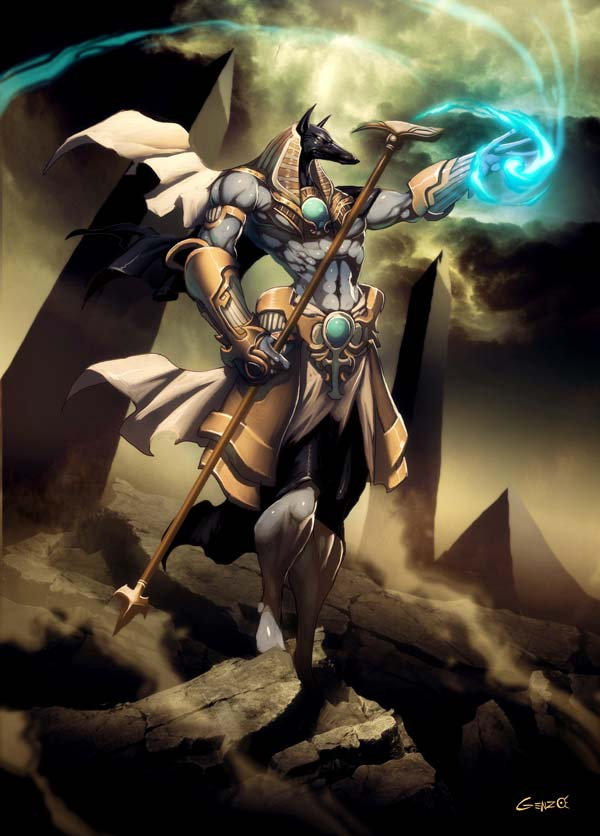 egyptian god wallpapers.  Egyptian God