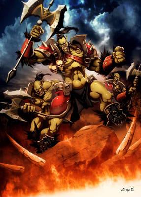 Warcraft - For the Horde