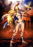Athena by GENZOMAN