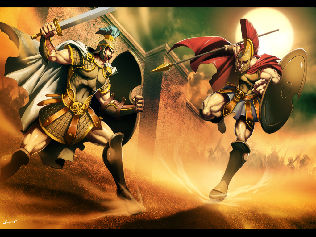 odysseus vs gilgamesh Gilgamesh vs odyssey as the well known heroes' tales end, crossing barren seas and going through mountains, one begins to compare odysseus's epic journey to gilgamesh's epic journey.