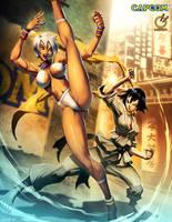 Street Fighter tributet by GENZOMAN