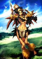 Ava rei pua by GENZOMAN