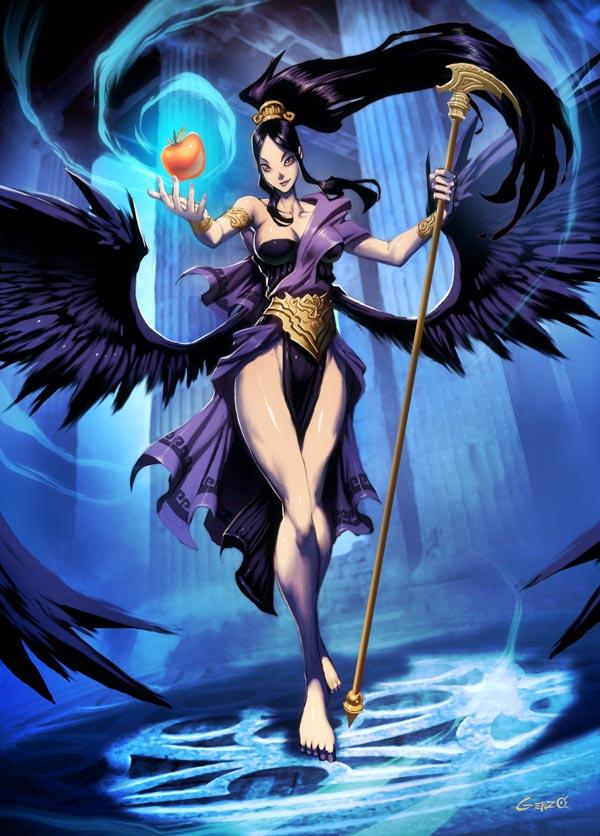 Eris: The Goddess of Discord!