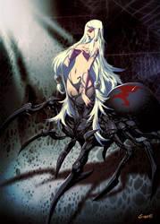 Arachne by GENZOMAN