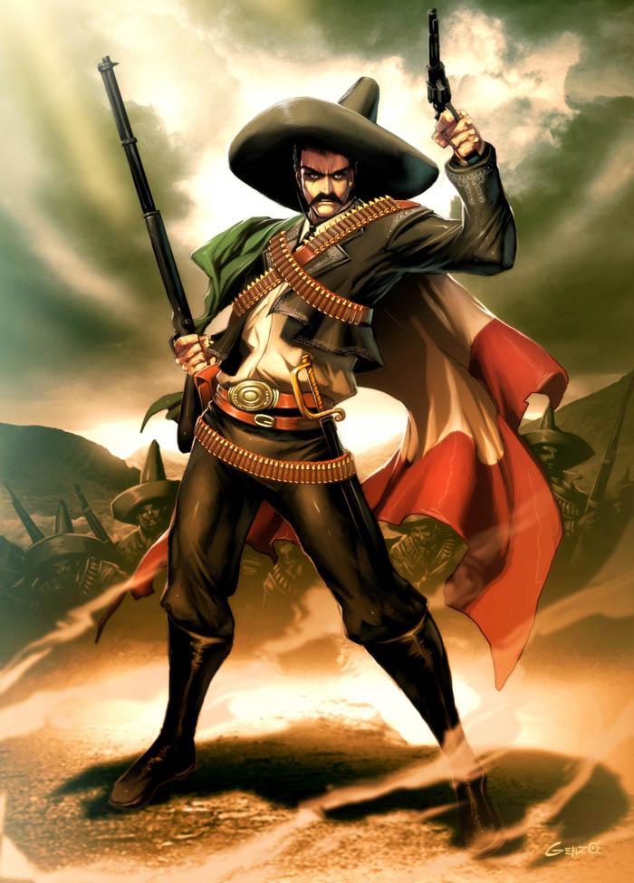 Zapata by GENZOMAN