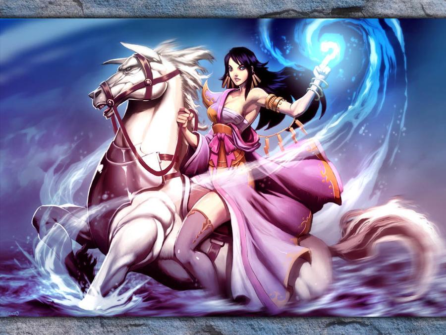 Fantasy Art by Genzoman