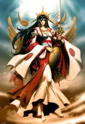Amaterasu by GENZOMAN