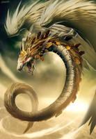 Quetzalcoatl k by GENZOMAN