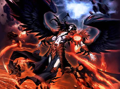 Lucifer by GENZOMAN