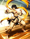 Street Fighter - Makoto