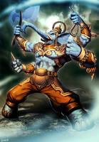 Ganesha by GENZOMAN