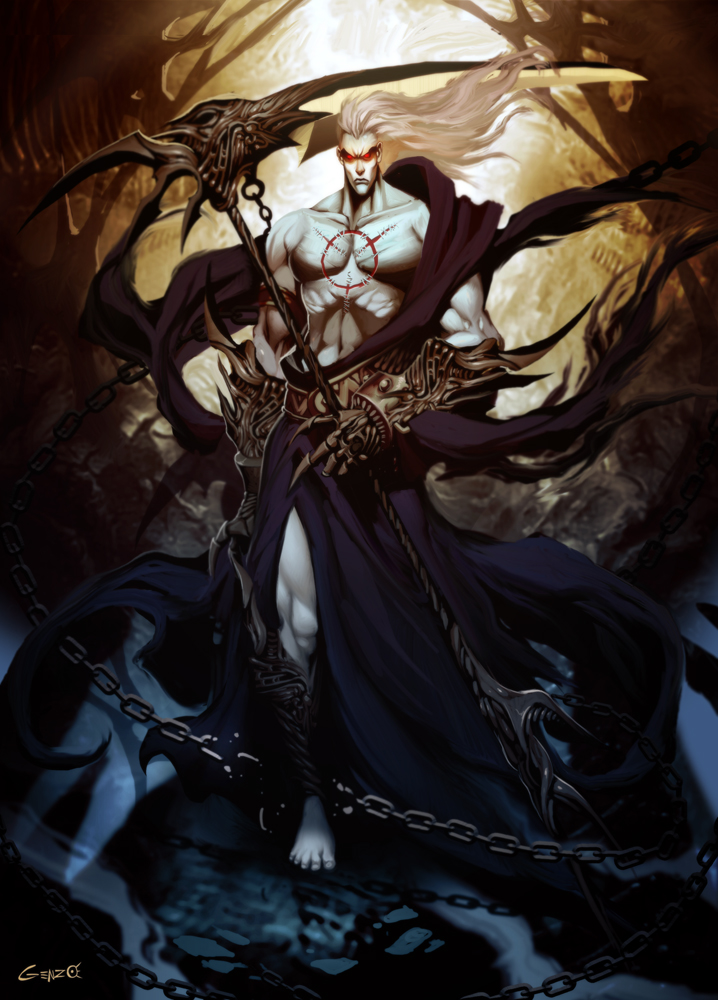 Hades by GENZOMAN