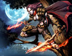 Warcraft - Deathstalker Leanna