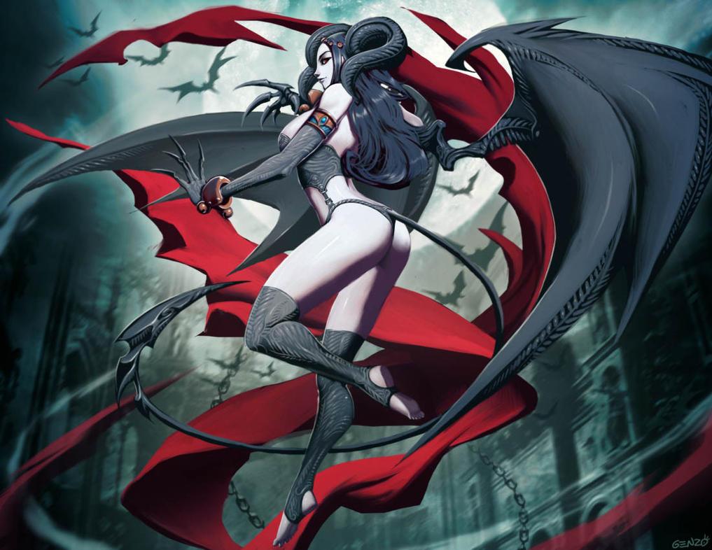 Lilith by GENZOMAN