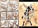 The Wanderer sketchs 4