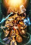 Gods -  Myth Pantheons