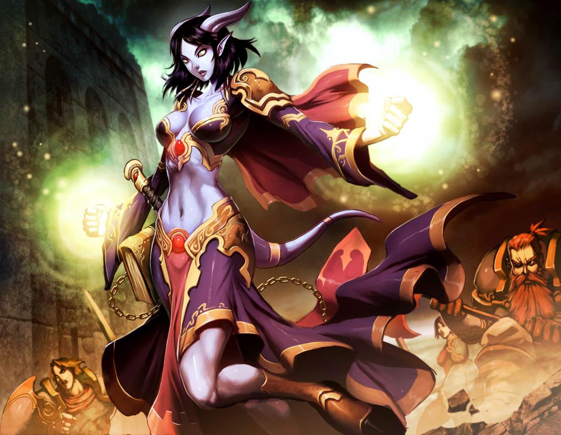 Warcraft - Essence of Mending