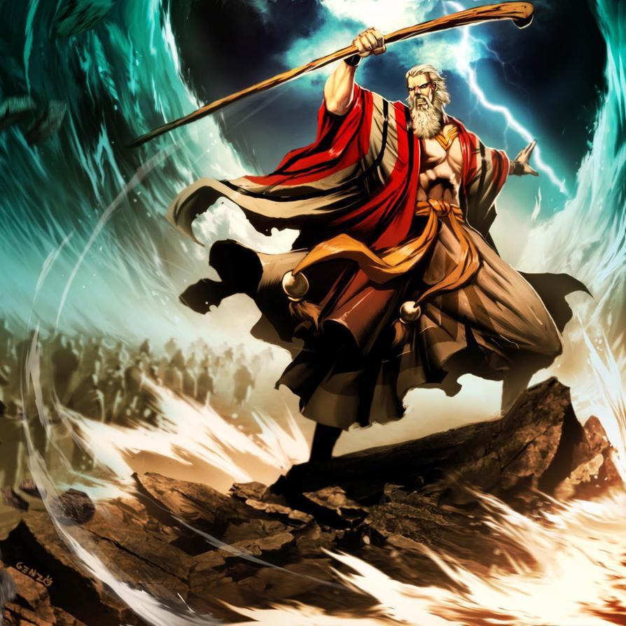 The Exodus by GENZOMAN