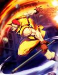 Street Fighter - Rolento