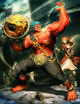 Street Fighter - Hakan