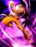 Street Fighter - Dee Jay
