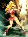 Street fighter - Maki