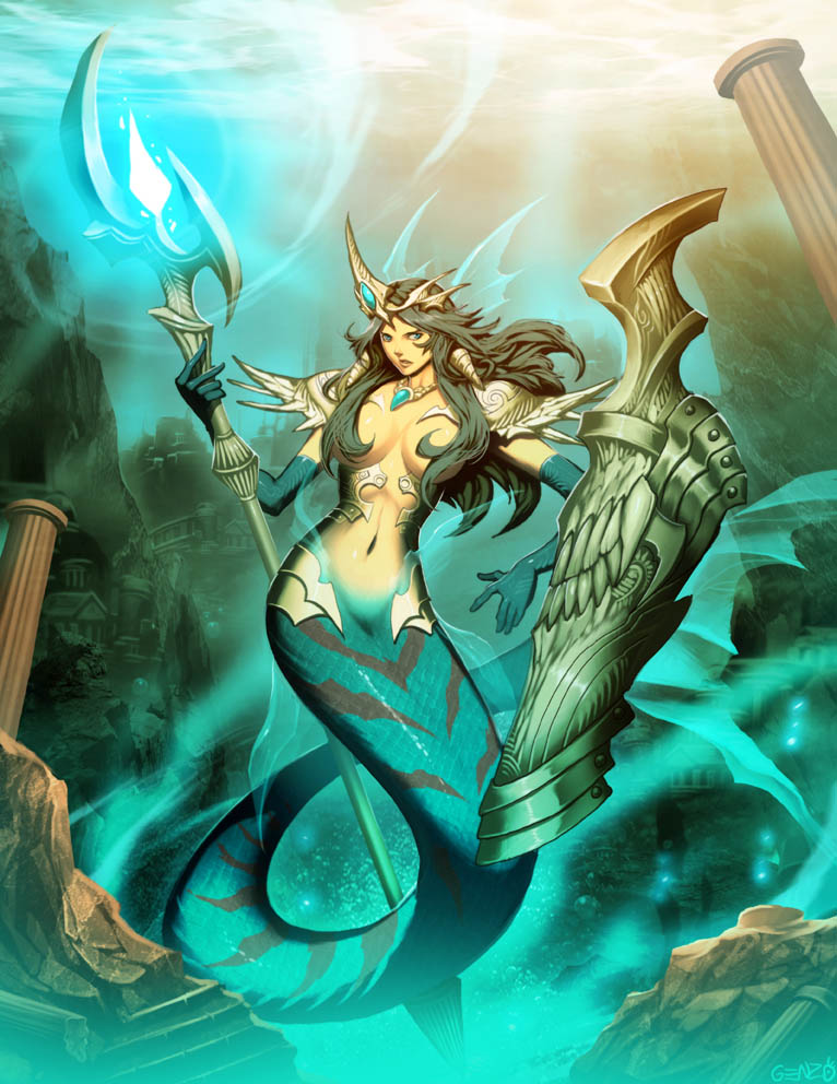 Atlantis gods and goddesses